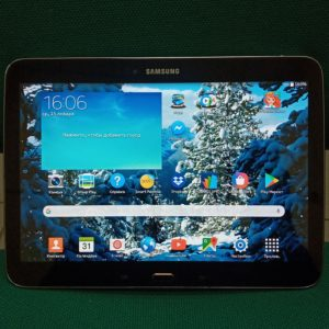 Планшет Samsung Galaxy Tab 3 GT-P5210