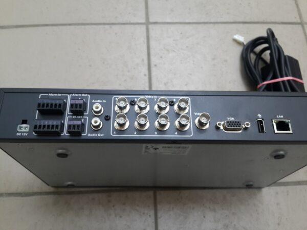 Регистратор видеонаблюдения dahua dhi-hcvr 5108-s2