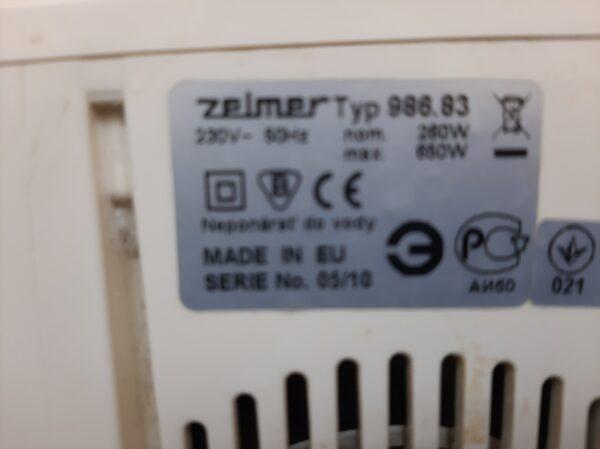 Мясорубка ZELMER 986.83
