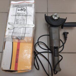 Болгарка (Угловая шлифмашина) Электромаш МШУ-125-1100