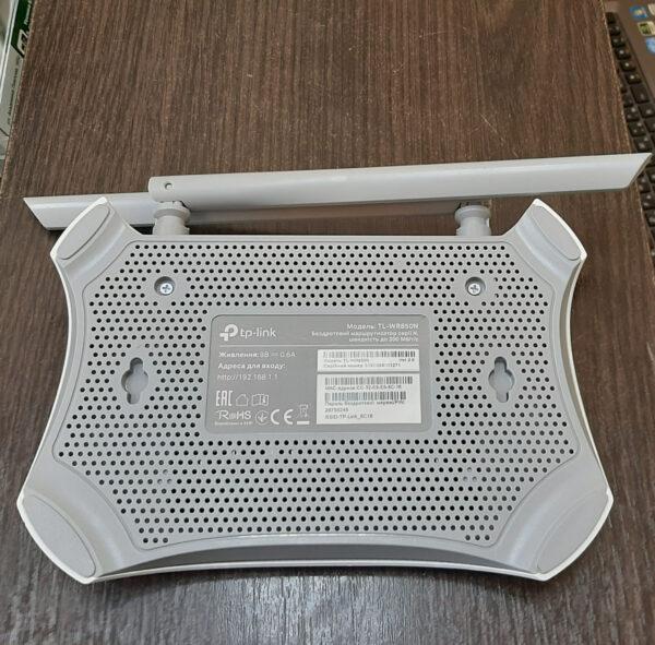 Бездротовий маршрутизатор TP-LINK TL-WR850N