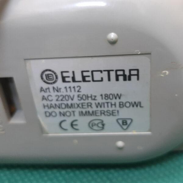 Миксер ELECTRA 1112