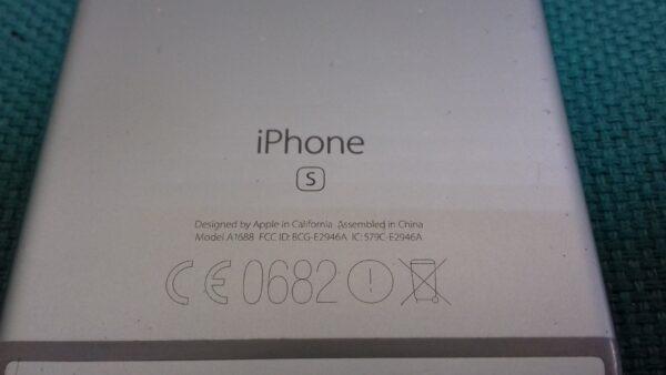 Телефон IPHONE 6S 64gb