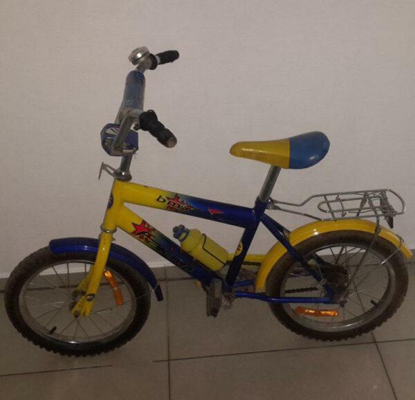велосипед детский BMX